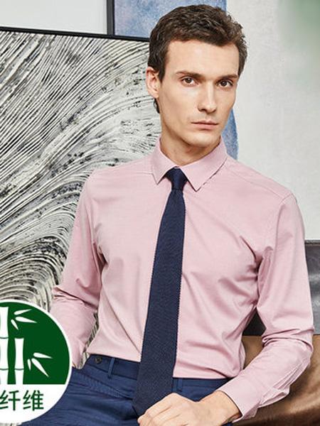 阿仕顿artsdon男装品牌2020春夏阿仕顿男士衬衫短袖休闲韩版修身竹纤维商务正装职业免烫白色衬衣