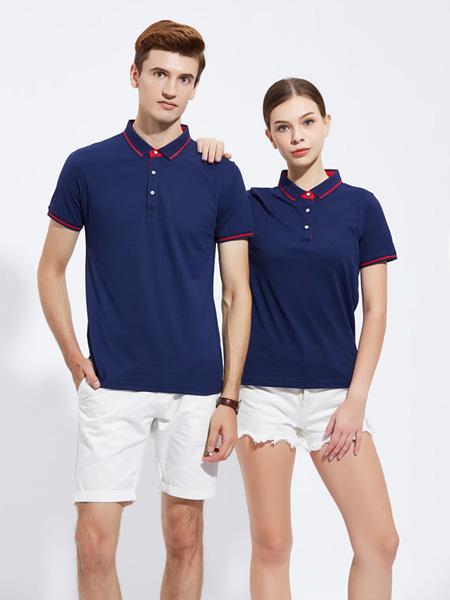 伽汝布斯休闲品牌2020春夏工装休闲吸汗polo衫