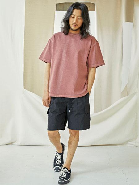 FRIZMWORKS男装品牌2020春夏街头日系T恤