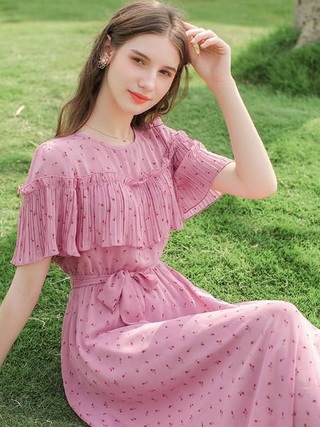 法思莉女裝女裝品牌2020春夏新品
