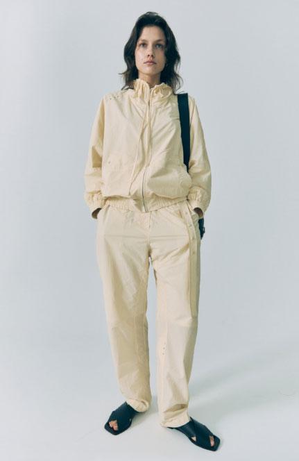 LOW CLASSIC女装品牌2020秋冬BF风慵懒风套装