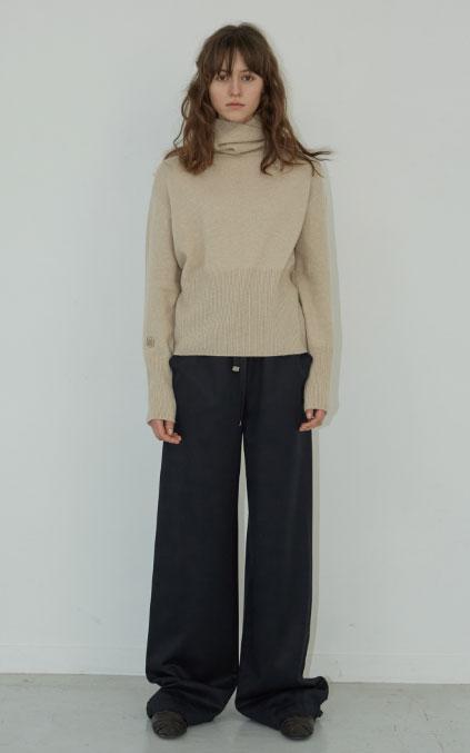 LOW CLASSIC女装品牌2020秋冬淑女百搭针织衫
