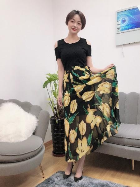 珂希莉女装品牌2020春夏新品