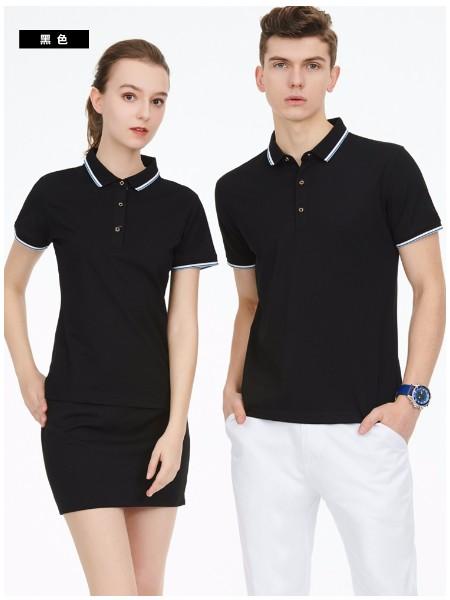 斐力斯F2201男士女士polo衫商务休闲短袖t恤衫团购定制