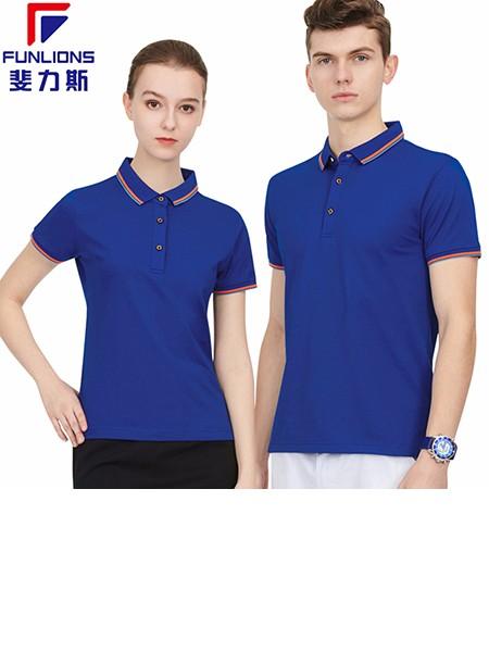 斐力斯F2204男士女士polo衫运动休闲短袖T恤