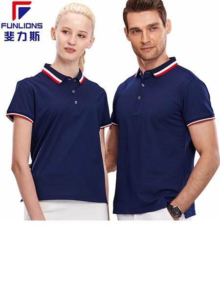 斐力斯F2001男士女士polo衫运动休闲短袖T恤