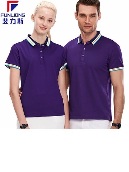 斐力斯F2002男士女士polo衫运动休闲短袖T恤