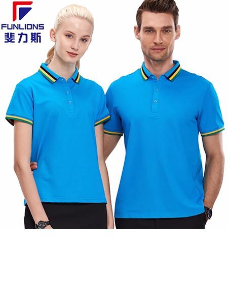 斐力斯F2004男士女士polo衫运动休闲短袖T恤