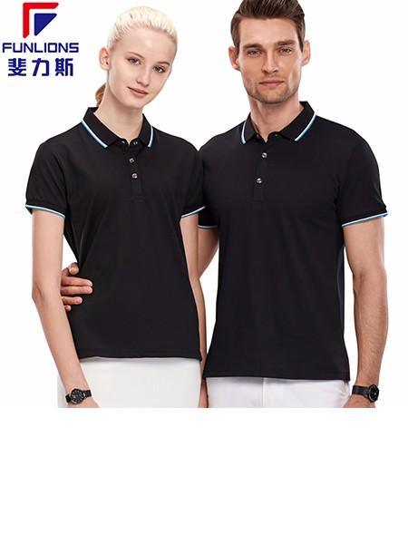 斐力斯F2005男士女士polo衫运动休闲短袖T恤