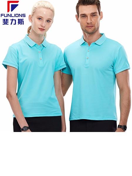 斐力斯F2006男士女士polo衫运动休闲短袖T恤