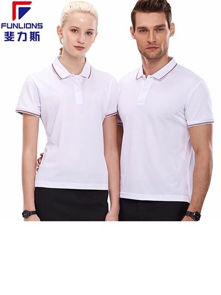 斐力斯F2007男士女士polo衫运动休闲短袖T恤