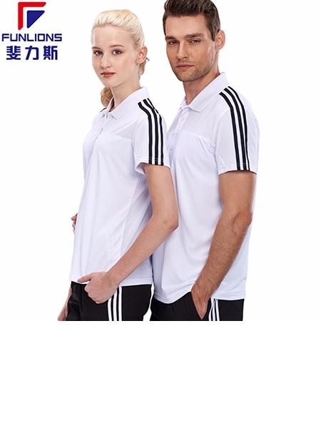 斐力斯F2008男士女士polo衫运动休闲短袖T恤