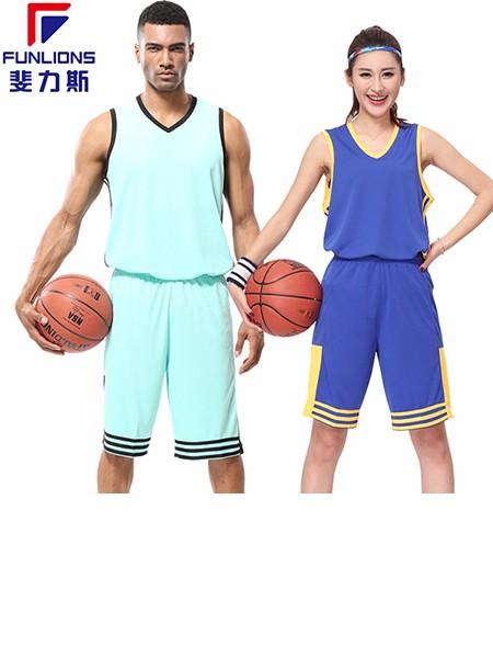 斐力斯FB2篮球服套装