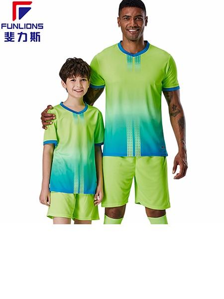斐力斯FB204足球服套装