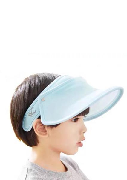 VVC鞋帽/领带品牌2020春夏儿童蓝色防晒帽