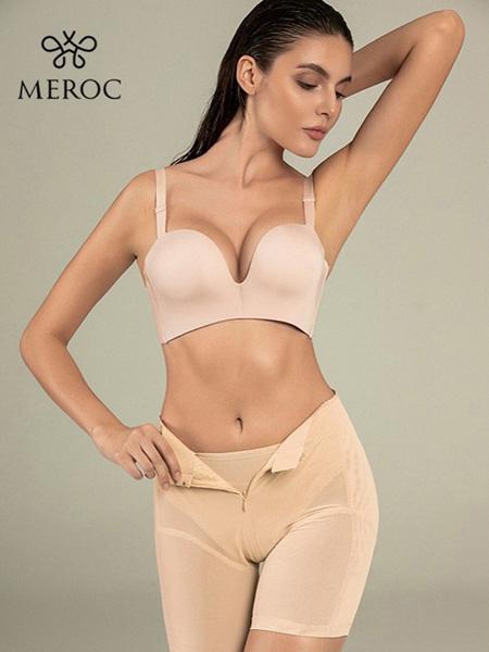 慕若芊内衣品牌2020春夏肤色无痕文胸套装