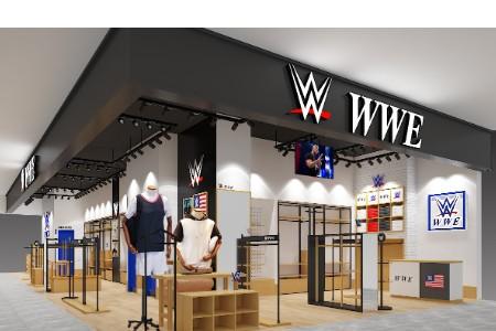 WWE美国摔角店铺图