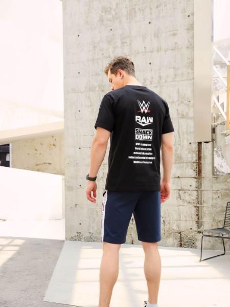 WWE美国摔角男装品牌2020春夏新品