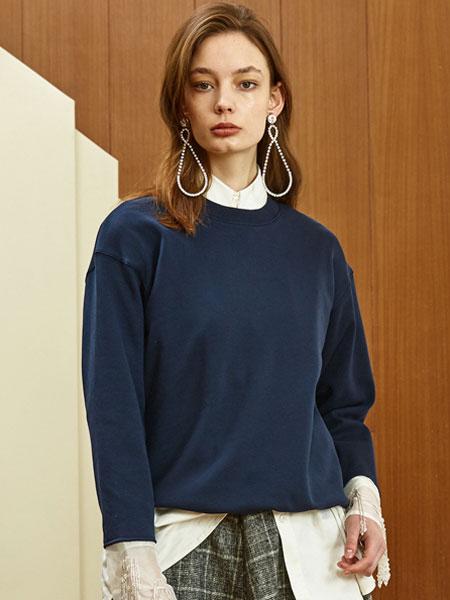 Even Vintage女装品牌2020秋冬百搭长袖T恤