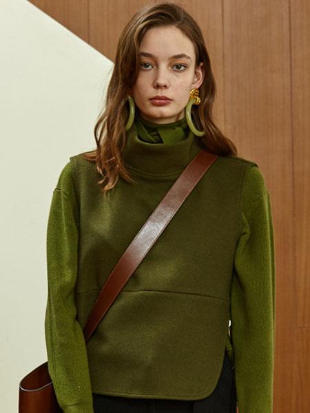 Even Vintage女装品牌2020秋冬毛呢外套快时尚两件套