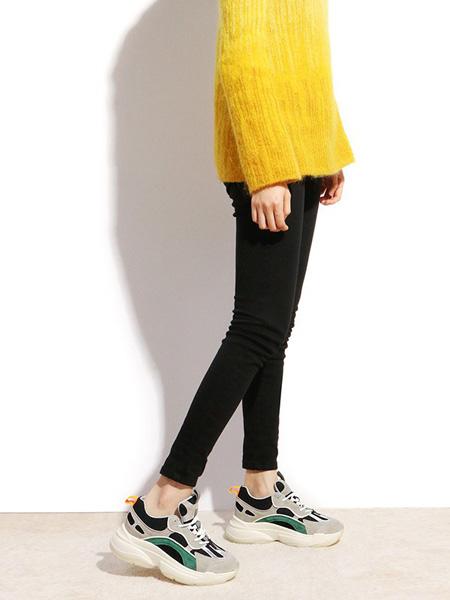 森达鞋帽/领带品牌运动鞋休闲鞋
