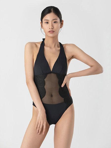 atelierintimo内衣品牌2020春夏黑色塑身衣