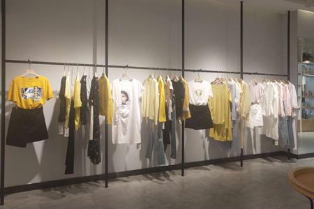 粉和f&h品牌店铺展示