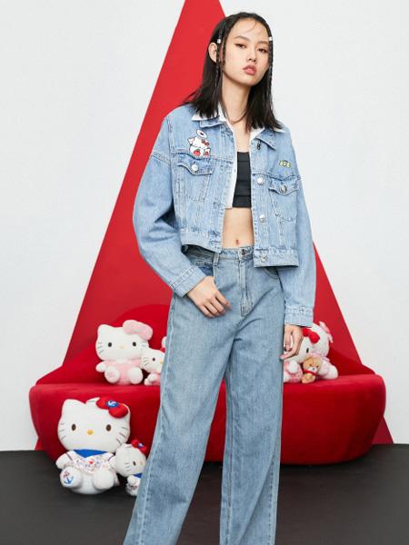 ONLY女装品牌2020秋季牛仔套装