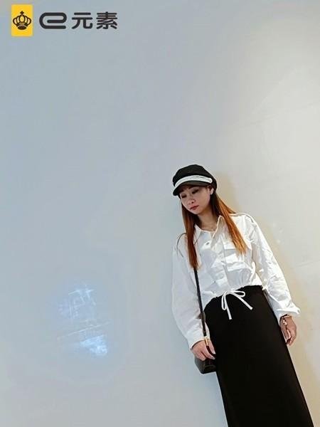 e元素女装品牌2020秋冬新品