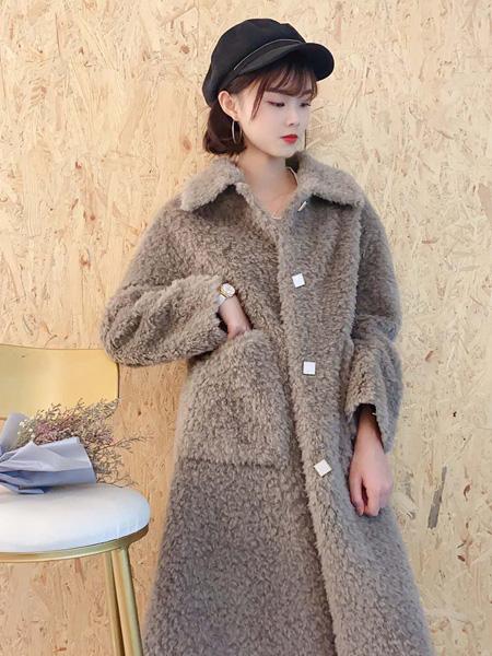 靓漫蒂女装品牌2020秋季时尚休闲外套