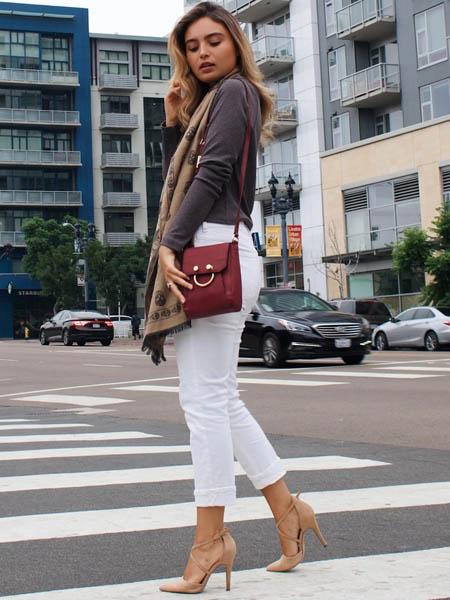 foleyandcorinna潮流饰品品牌2020秋季红色挎包