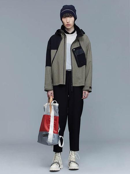 速写男装品牌2020春夏时尚休闲外套