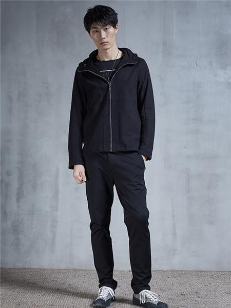 北纬30度男装品牌2020秋冬日系卫衣