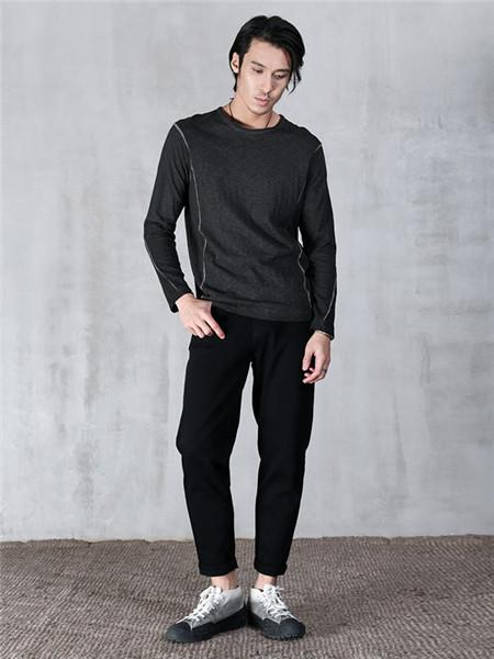 北纬30度男装品牌2020秋冬商务衬衫