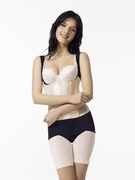 葆露丝内衣品牌2020春夏连体塑形内衣
