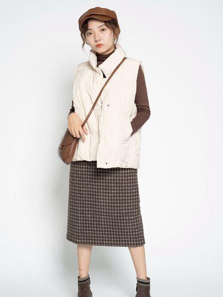 薇薇希女装品牌2020秋冬韩版马甲