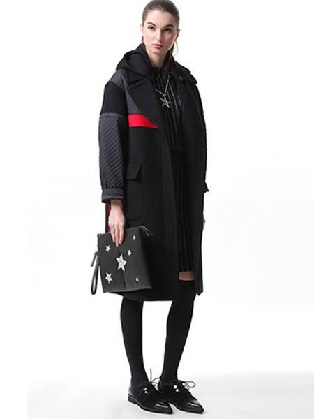 JECCI FIVE杰西伍女装品牌2020秋冬毛衣