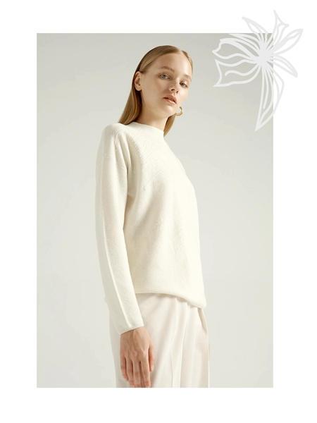 吉芬女装品牌2020秋季毛针织衫