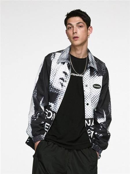 Unbreakable休闲装男装品牌2020春夏嘻哈外套