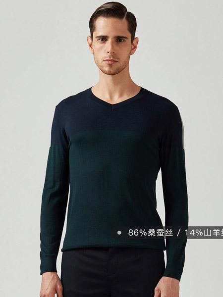 劲霸K-BOXING男装品牌2020秋季个性纯色衬衫