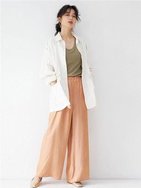 UNGRID女装女装品牌2020秋季快时尚白色外套