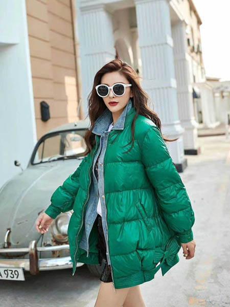 古米娜秋冬保暖女装 让你畅享冬季的温暖浪漫