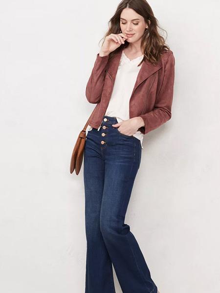 laurenconrad国际品牌2020春夏时尚褐色外套