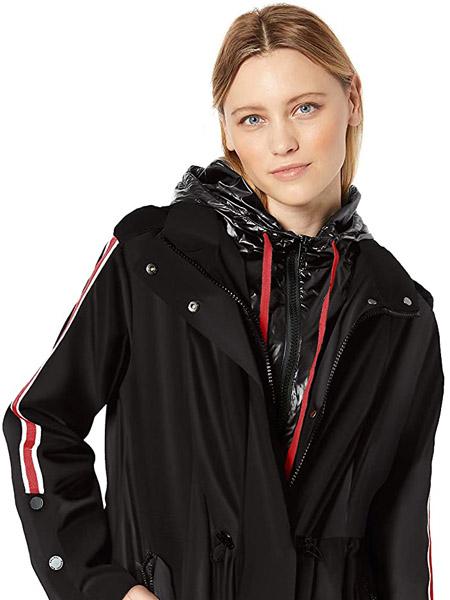 rachelroy国际品牌2020秋季潮流黑色风衣