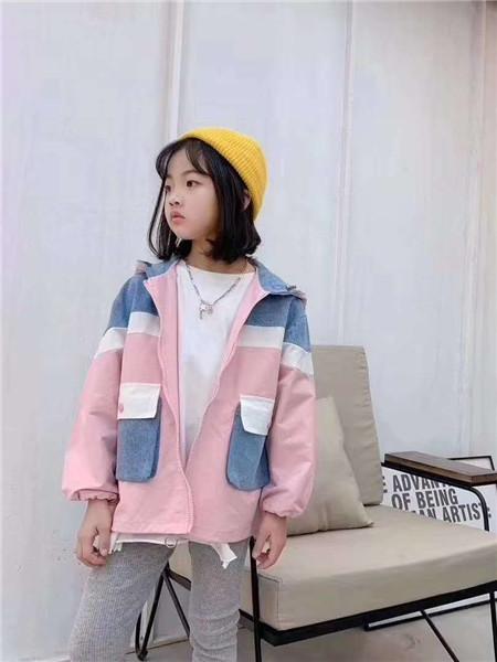 宾果童话可爱童装 将冬季时尚敬请演绎!