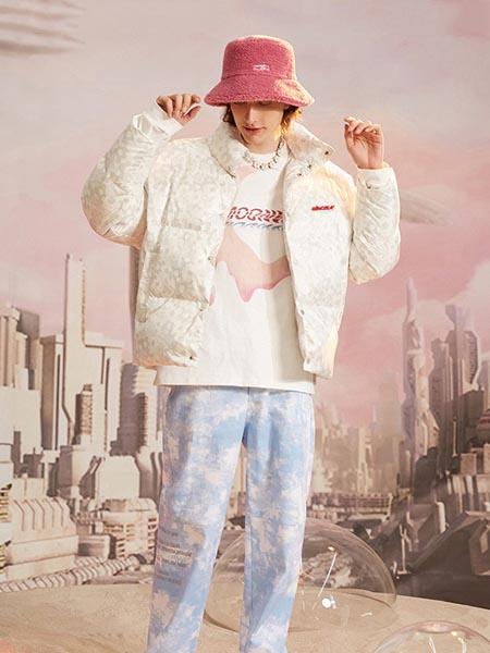SENCELA休闲品牌2020秋冬白色外套
