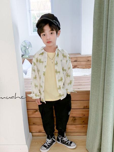 小嗨皮童装品牌2020秋冬淡雅斑点长袖外套