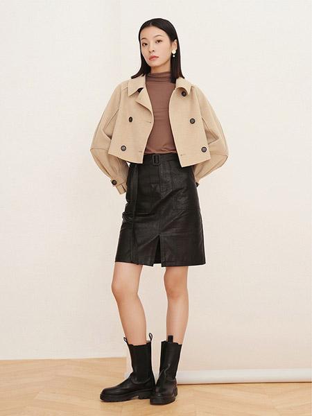 MixBlu迷丝布女装品牌2020秋冬外套