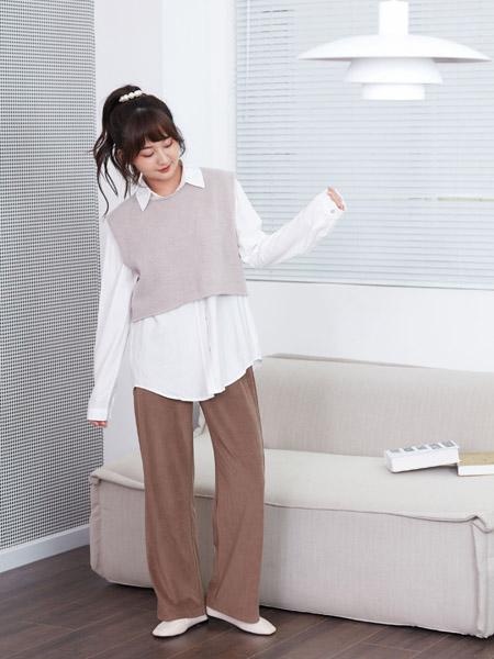 描刻(miaoke)女装品牌2020秋冬时尚背心