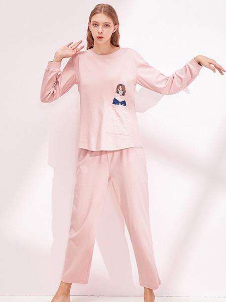 婵之云内衣品牌2020秋冬女士内衣